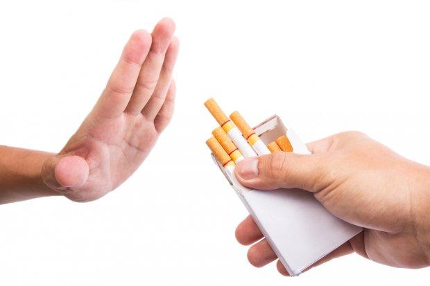 21 листопада 2019 року проводиться Міжнародний день відмови від куріння